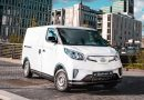 Electric van sales to reach almost 9,000 in 2020