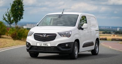Vauxhall Combo Dimensions