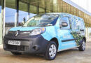 Renault Kangoo ZE for Sky