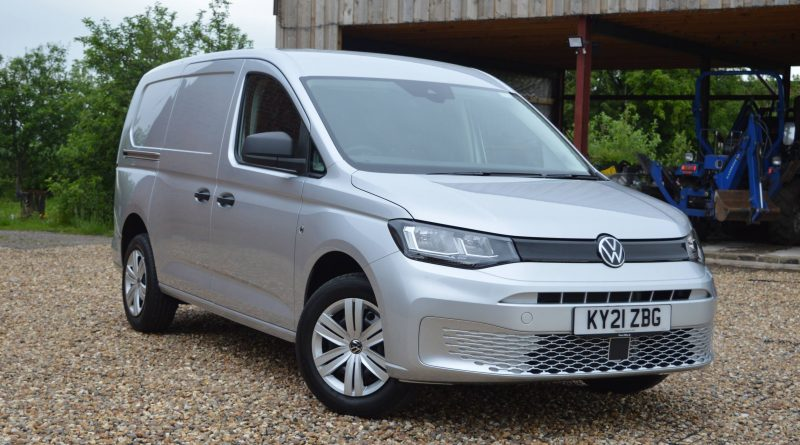 VW Caddy Commerce Plus review